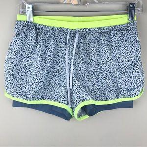 Nike Dri Fit Full Flex 2 in 1 Training Shorts EUC!